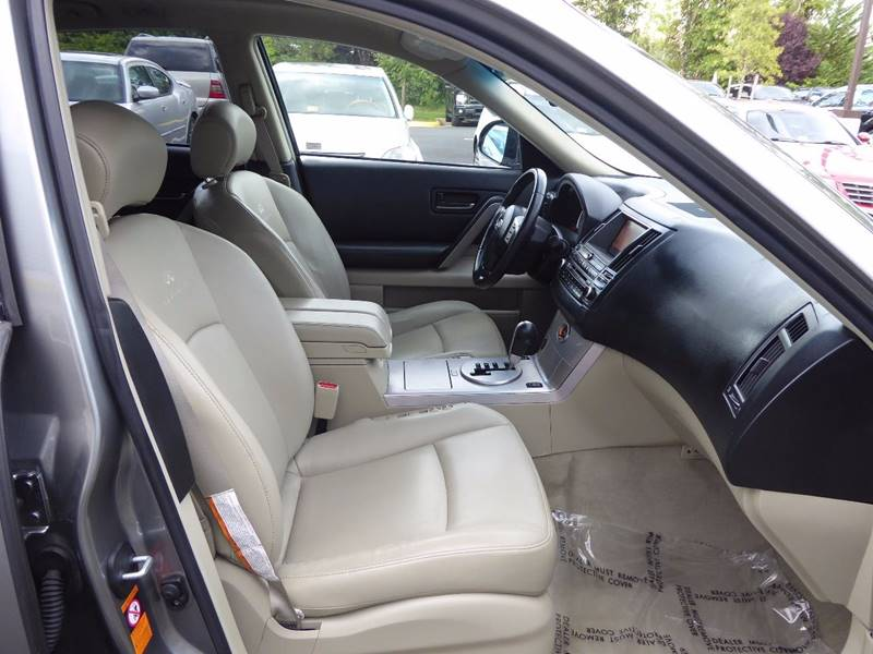 2004 Infiniti FX35 for sale at Loudoun Motor Cars in Chantilly VA