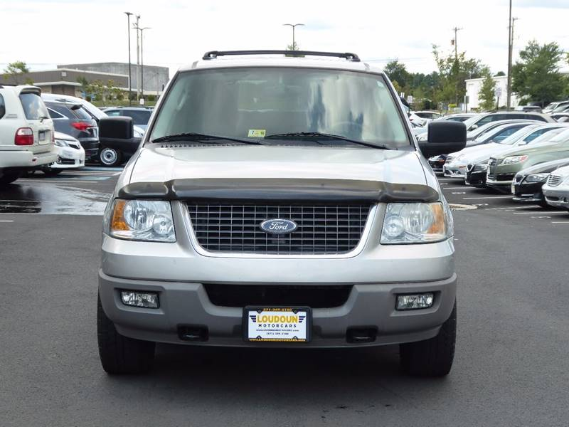 2003 Ford Expedition for sale at Loudoun Motor Cars in Chantilly VA