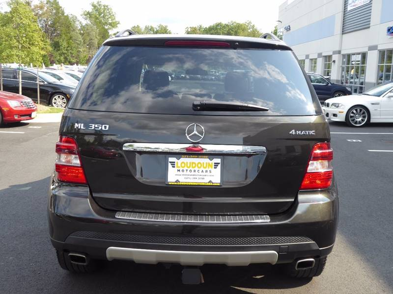 2008 Mercedes-Benz M-Class for sale at Loudoun Motor Cars in Chantilly VA