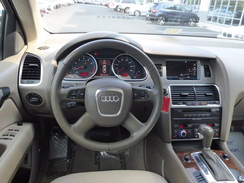 2007 Audi Q7 for sale at Loudoun Motor Cars in Chantilly VA