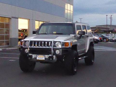 2008 HUMMER H3 for sale at Loudoun Motor Cars in Chantilly VA