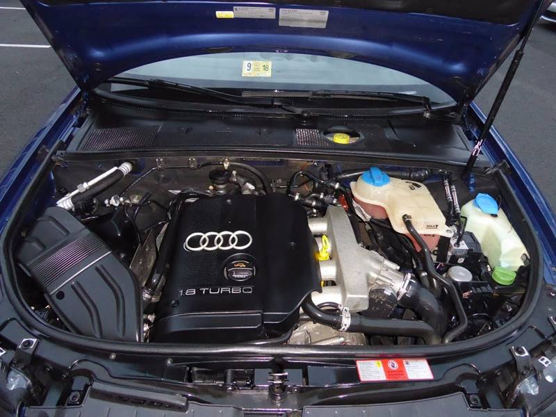 2005 Audi A4 for sale at Loudoun Motor Cars in Chantilly VA
