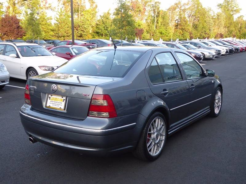 2004 Volkswagen Jetta for sale at Loudoun Motor Cars in Chantilly VA