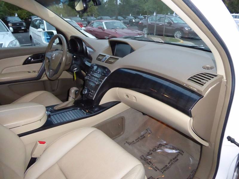 2007 Acura MDX for sale at Loudoun Motor Cars in Chantilly VA