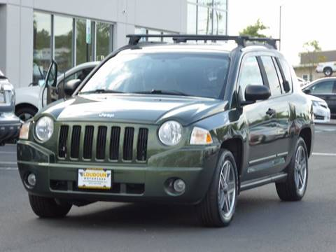 2009 Jeep Compass for sale in Chantilly, VA