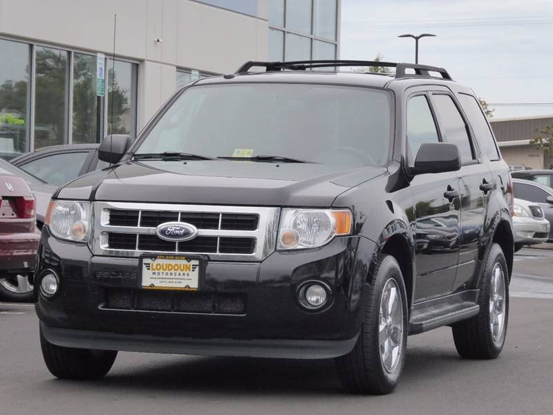 2012 Ford Escape Limited In Chantilly VA - Loudoun Motor Cars