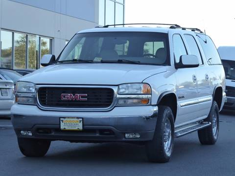2000 GMC Yukon XL for sale in Chantilly, VA