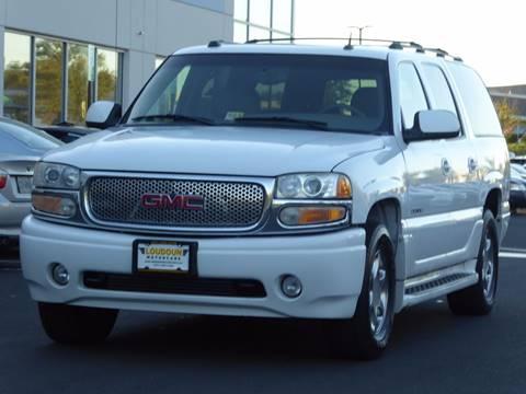 2005 GMC Yukon XL for sale in Chantilly, VA