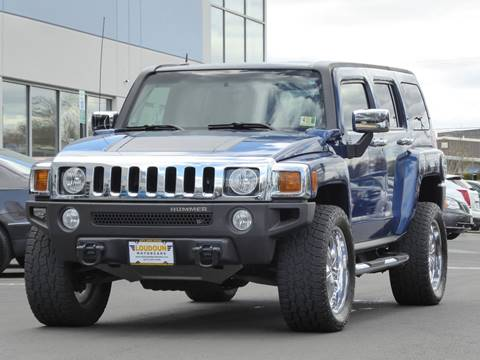 2006 HUMMER H3 for sale at Loudoun Motor Cars in Chantilly VA