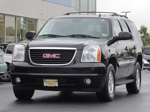 2009 GMC Yukon for sale at Loudoun Motor Cars in Chantilly VA