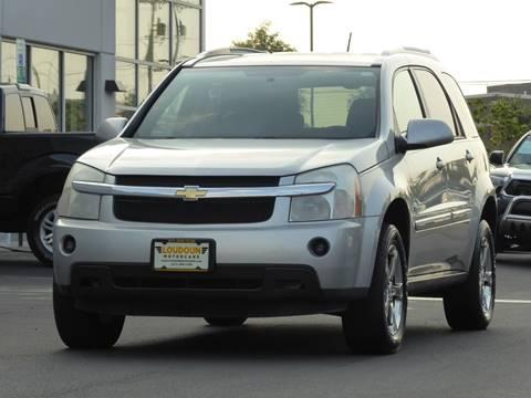 2008 Chevrolet Equinox for sale at Loudoun Motor Cars in Chantilly VA