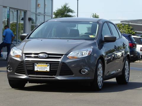 2012 Ford Focus for sale at Loudoun Motor Cars in Chantilly VA