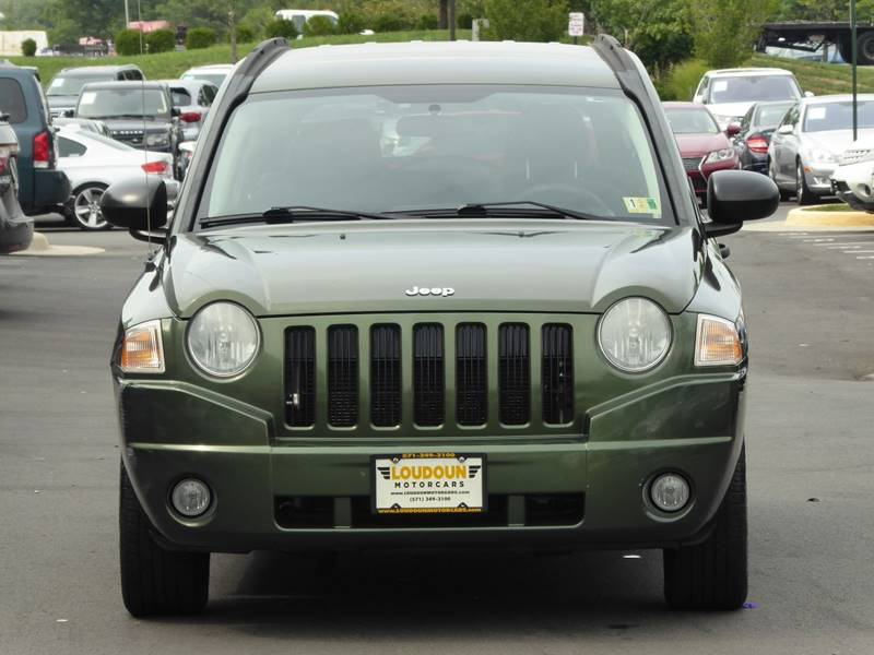 2008 Jeep Compass For Sale At Loudoun Motor Cars In Chantilly VA
