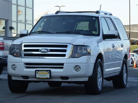2012 Ford Expedition for sale at Loudoun Motor Cars in Chantilly VA