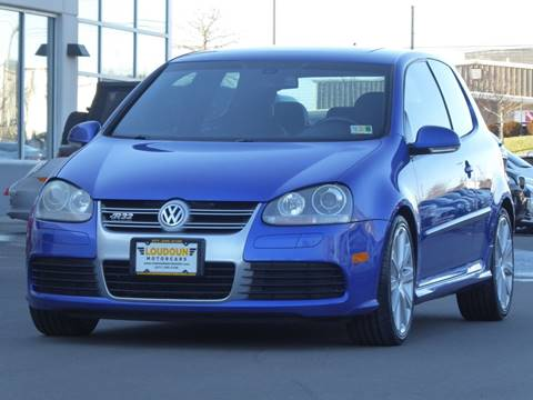 2008 Volkswagen R32 for sale at Loudoun Motor Cars in Chantilly VA