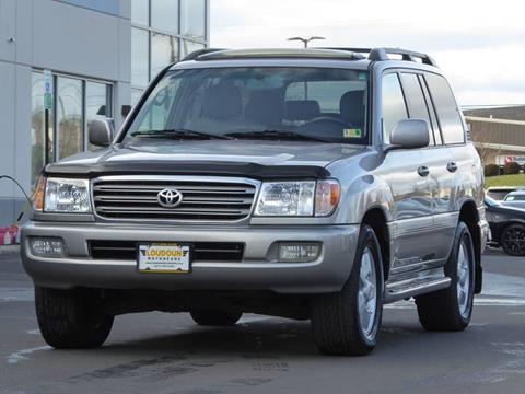 2004 Toyota Land Cruiser for sale at Loudoun Motor Cars in Chantilly VA