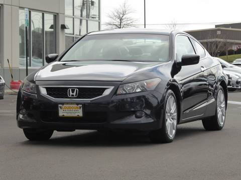 2008 Honda Accord for sale at Loudoun Motor Cars in Chantilly VA