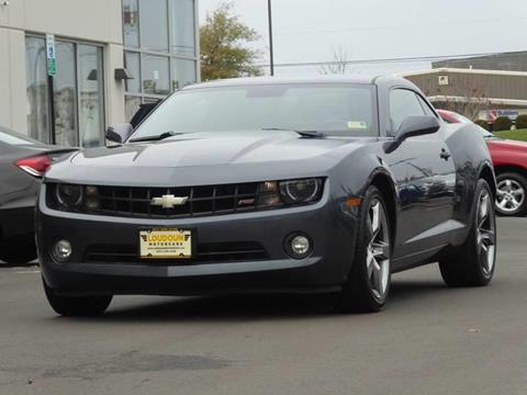 2010 Chevrolet Camaro for sale at Loudoun Motor Cars in Chantilly VA