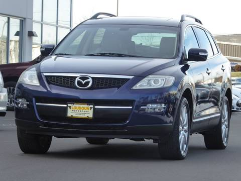 2008 Mazda CX-9 for sale at Loudoun Motor Cars in Chantilly VA