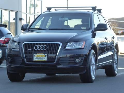 2009 Audi Q5 for sale at Loudoun Motor Cars in Chantilly VA