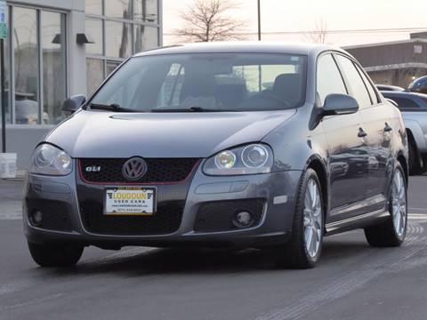 2007 Volkswagen Jetta for sale at Loudoun Motor Cars in Chantilly VA