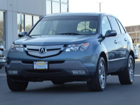 2008 Acura MDX for sale at Loudoun Motor Cars in Chantilly VA