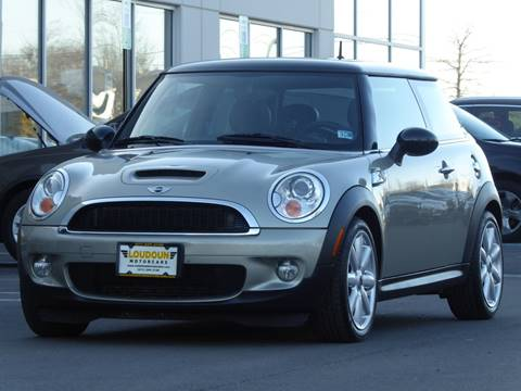 2008 MINI Cooper for sale at Loudoun Motor Cars in Chantilly VA