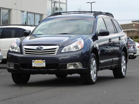 2011 Subaru Outback for sale at Loudoun Motor Cars in Chantilly VA