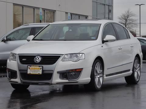 2010 Volkswagen Passat for sale at Loudoun Motor Cars in Chantilly VA