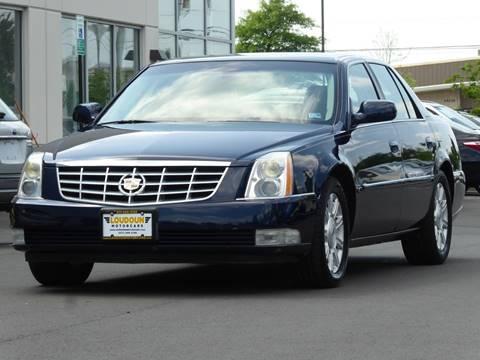 2008 Cadillac DTS for sale at Loudoun Motor Cars in Chantilly VA