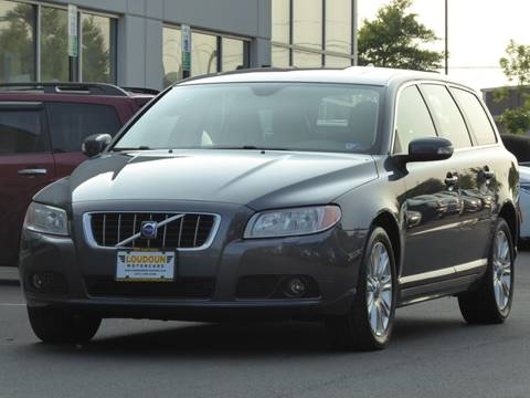 2009 Volvo V70 for sale at Loudoun Motor Cars in Chantilly VA