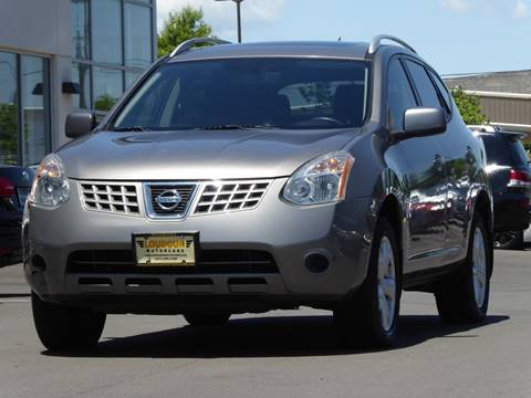 2009 Nissan Rogue for sale at Loudoun Motor Cars in Chantilly VA