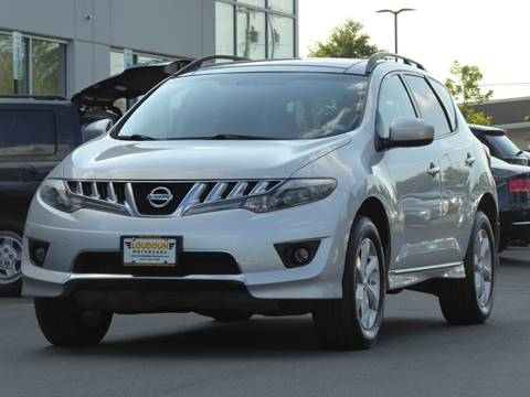 2010 Nissan Murano for sale at Loudoun Motor Cars in Chantilly VA