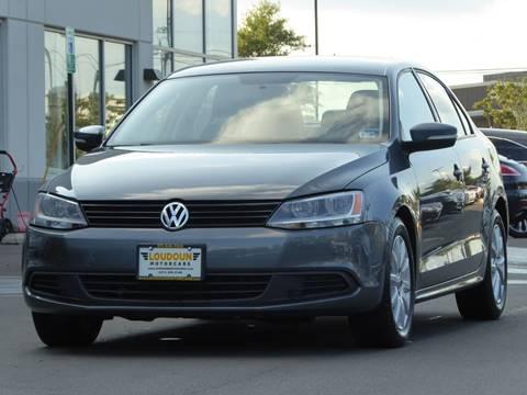 2012 Volkswagen Jetta for sale in Chantilly, VA