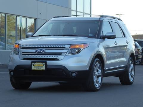 2011 Ford Explorer for sale in Chantilly, VA