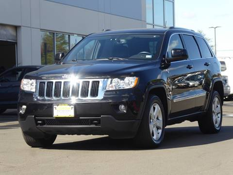 2012 Jeep Grand Cherokee for sale at Loudoun Motor Cars in Chantilly VA