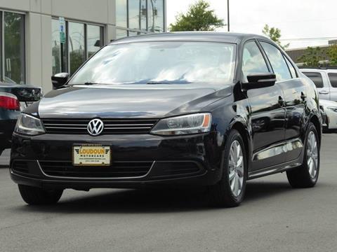 2014 Volkswagen Jetta for sale at Loudoun Motor Cars - Loudoun  Used Cars in Leesburg VA