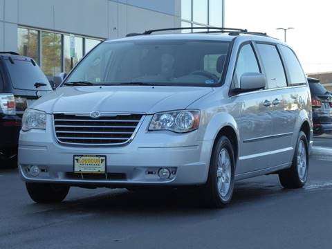 2010 Chrysler Town and Country for sale at Loudoun Motor Cars in Chantilly VA