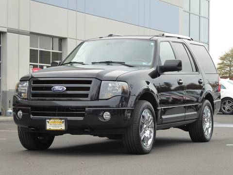 2010 Ford Expedition for sale at Loudoun Motor Cars in Chantilly VA