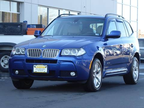 2010 BMW X3 for sale at Loudoun Motor Cars in Chantilly VA