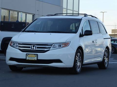2011 Honda Odyssey for sale at Loudoun Motor Cars in Chantilly VA