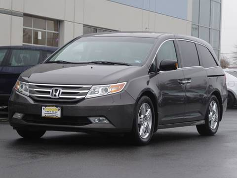 2012 Honda Odyssey for sale at Loudoun Motor Cars in Chantilly VA