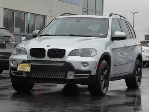 2008 BMW X5 for sale at Loudoun Motor Cars in Chantilly VA