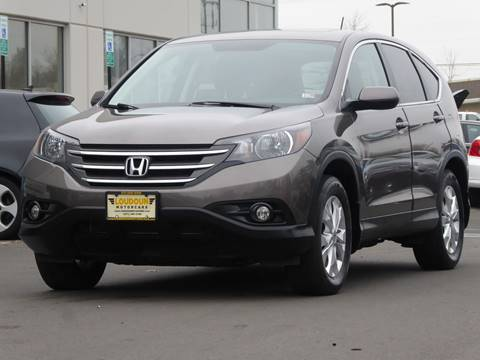 2014 Honda CR-V for sale at Loudoun Motor Cars in Chantilly VA
