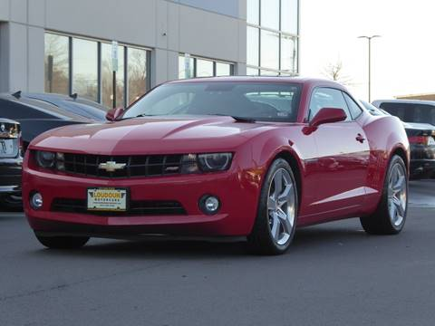 2011 Chevrolet Camaro for sale at Loudoun Motor Cars in Chantilly VA