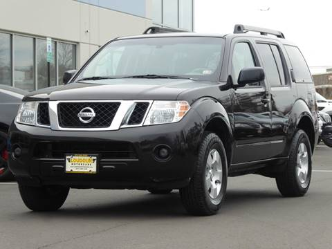 2012 Nissan Pathfinder for sale at Loudoun Motor Cars in Chantilly VA