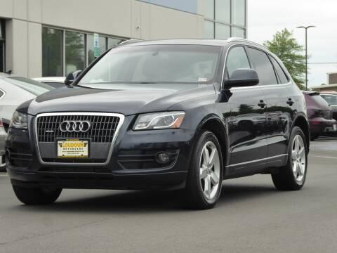 2012 Audi Q5 for sale at Loudoun Motor Cars in Chantilly VA