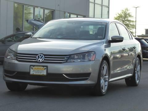 2014 Volkswagen Passat for sale at Loudoun Motor Cars in Chantilly VA