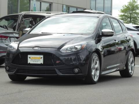 2014 Ford Focus for sale at Loudoun Motor Cars in Chantilly VA