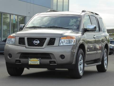 2009 Nissan Armada for sale at Loudoun Motor Cars in Chantilly VA